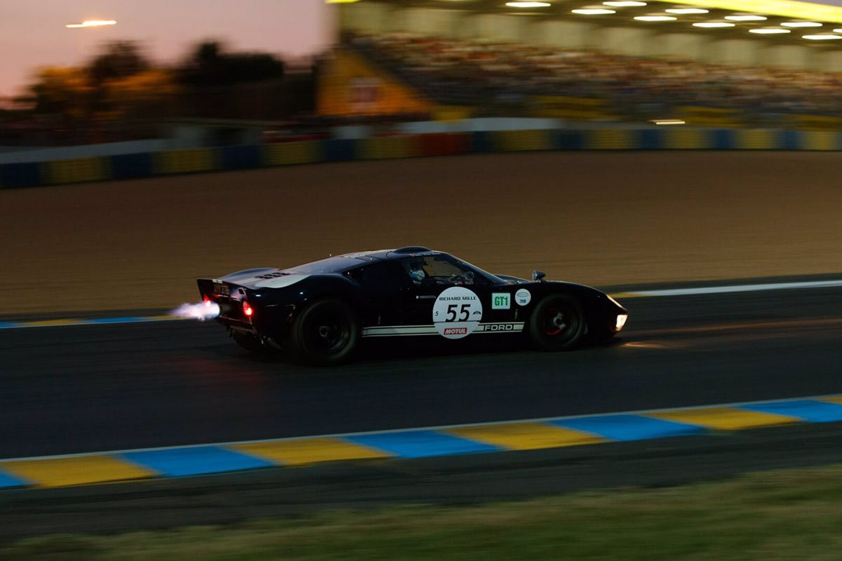 Come with us to Le Mans Classic 2020
